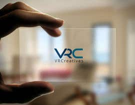 #65 for Design a Logo for VRC (VRCREATIVES) af logofarmer