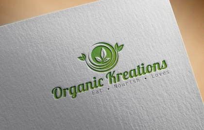 #65 cho Design a Logo for Organic Kreations bởi feroznadeem01