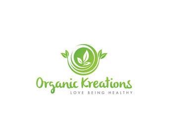 #67 cho Design a Logo for Organic Kreations bởi feroznadeem01