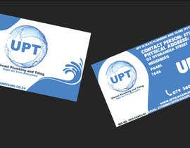 #10 untuk Design a letterhead and business cards for a plumbing and tiling company oleh pactan