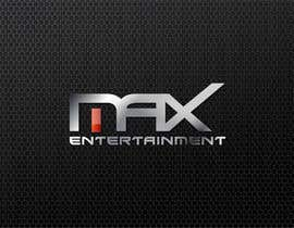 #195 untuk Design a Logo and Business Cards for Max Entertainment oleh alfonself2012