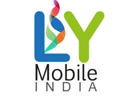 #8 for Design a Logo - LY Mobile India by Manavyminfo