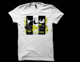 #28 para Design a T-Shirt for Parkour/Freerunning por ammarafarooq