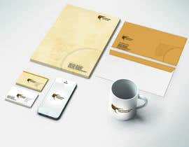#1 untuk Design a letterhead and business cards for a commodities company oleh hiteshtalpada255