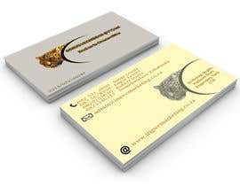 #4 untuk Design a letterhead and business cards for a commodities company oleh greenraven91