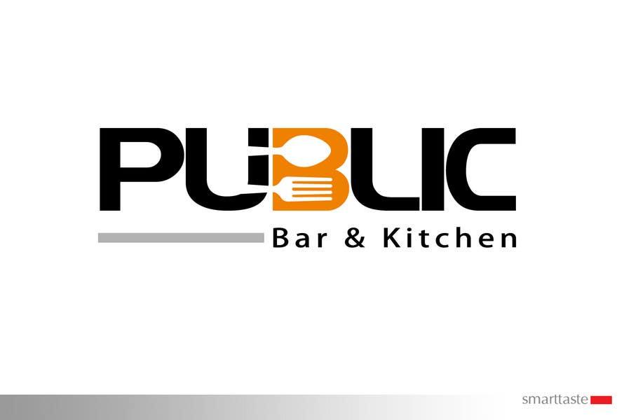 Конкурсная заявка №322 для Logo Design for Exciting New Bar & Restaurant