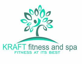 #9 for Design a Logo for KRAFT fitness and spa af stojicicsrdjan