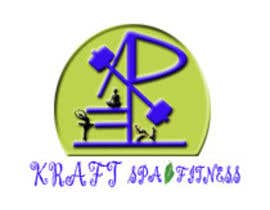 #12 for Design a Logo for KRAFT fitness and spa af ssarzil