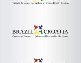 #62 for Logo for Brazil-Croatia Chamber of Commerce by illidansw