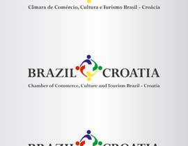 #63 for Logo for Brazil-Croatia Chamber of Commerce by illidansw