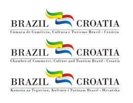 #47 for Logo for Brazil-Croatia Chamber of Commerce by noelniel99