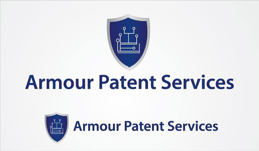 Bài tham dự cuộc thi #17 cho Design a Logo for Armor Patent Services