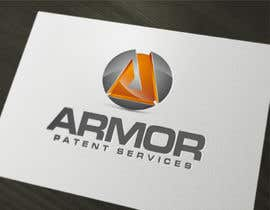 #35 for Design a Logo for Armor Patent Services af sbelogd
