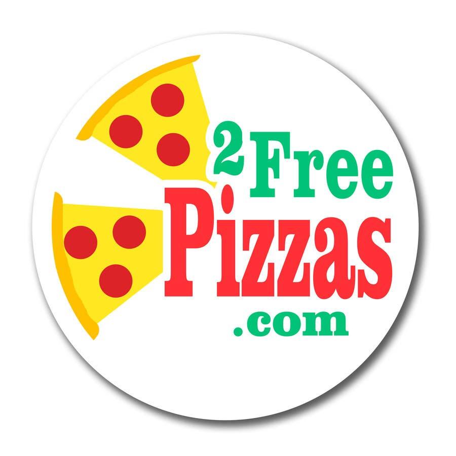 Inscrição nº 8 do Concurso para Design a Logo for 2FreePizzas.com