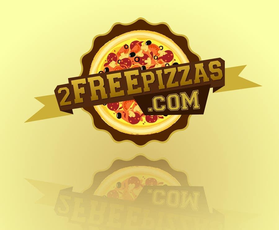 Inscrição nº 4 do Concurso para Design a Logo for 2FreePizzas.com