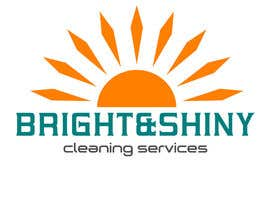 arshidkv12 tarafından Design a Simple Logo for Bright & Shiny Cleaning Services için no 128