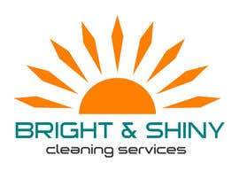 arshidkv12 tarafından Design a Simple Logo for Bright & Shiny Cleaning Services için no 153
