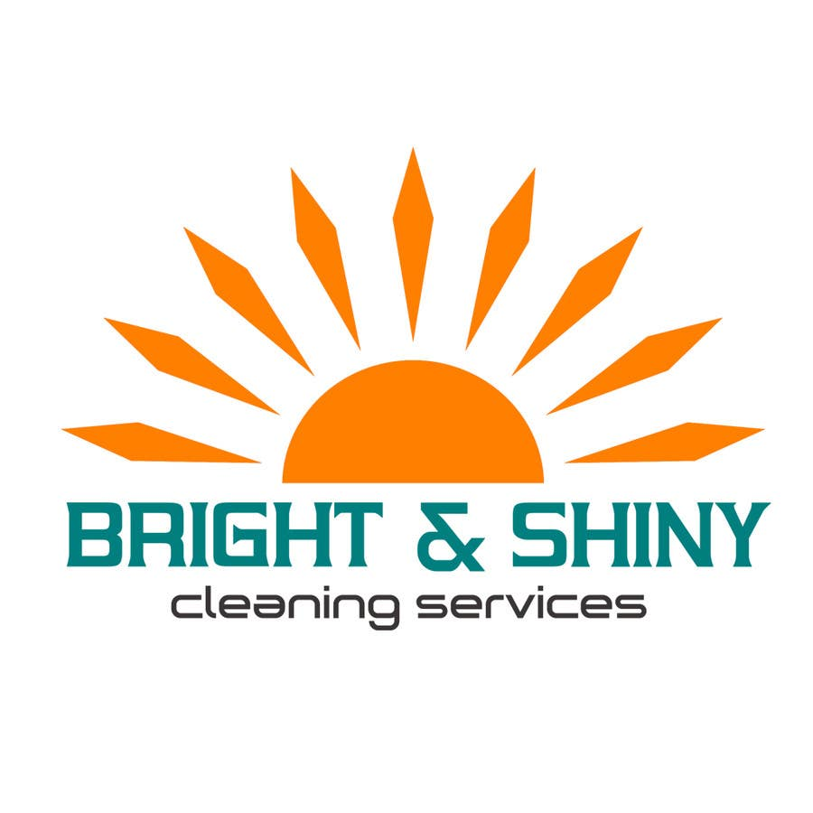 #154 for Design a Simple Logo for Bright & Shiny Cleaning Services by arshidkv12