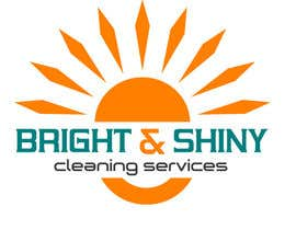 arshidkv12 tarafından Design a Simple Logo for Bright & Shiny Cleaning Services için no 161