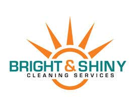 kmllg tarafından Design a Simple Logo for Bright & Shiny Cleaning Services için no 159