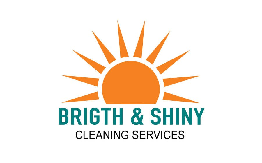#199 for Design a Simple Logo for Bright & Shiny Cleaning Services by jeganr