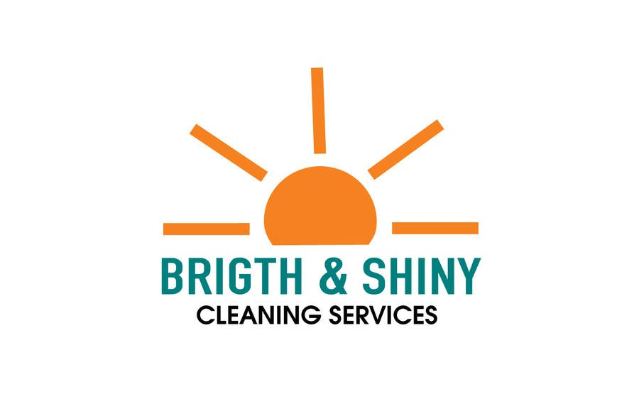 #200 for Design a Simple Logo for Bright & Shiny Cleaning Services by jeganr