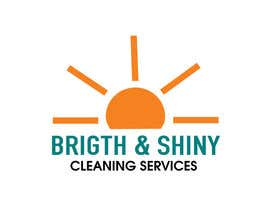 jeganr tarafından Design a Simple Logo for Bright & Shiny Cleaning Services için no 200