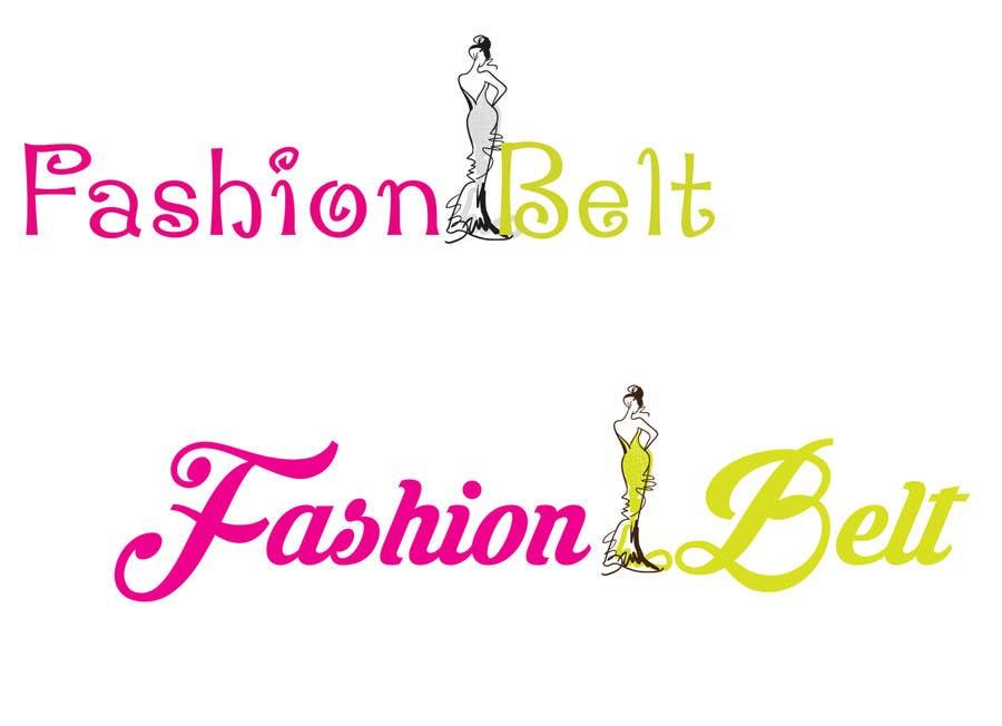 Proposition n°31 du concours Design a Fashion Belt for a company
