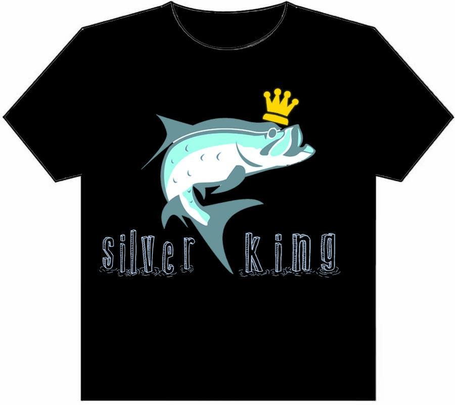 Konkurrenceindlæg #                                        17                                      for                                         Design a T-Shirt for a Salt water apparel company