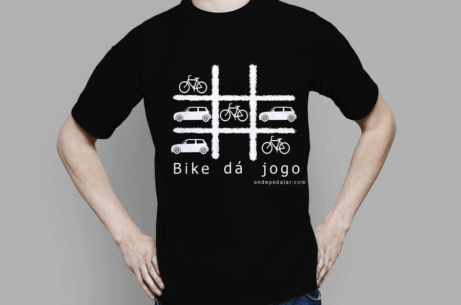 Contest Entry #9 for Criar uma Camiseta para Bicicleta
