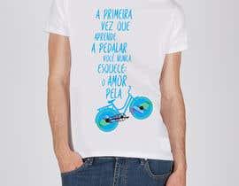 #16 cho Criar uma Camiseta para Bicicleta bởi andreteixeirafa