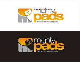 #170 for Design a Logo for MightyPads.com af YONWORKS