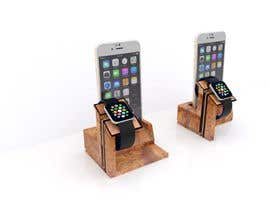 #15 cho Design and Create a 3d iwatch wooden prototype bởi ShushantV