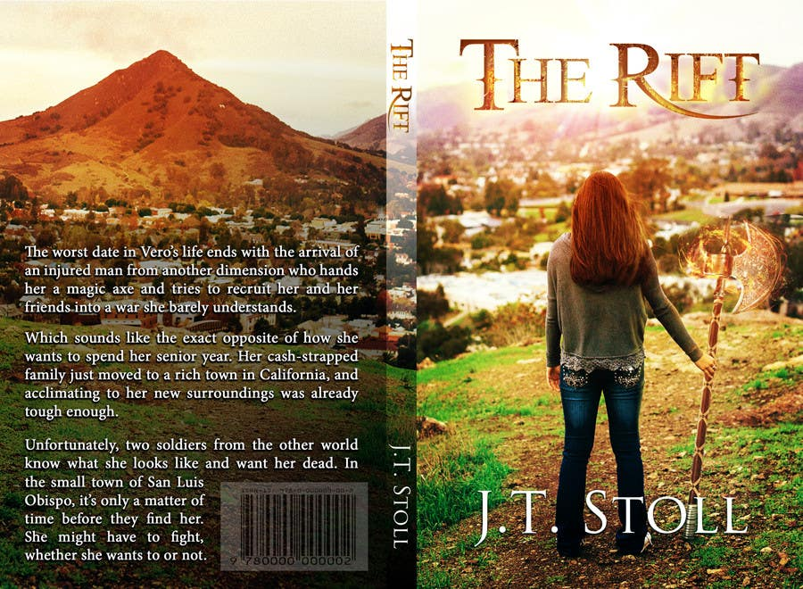 Contest Entry #                                        5                                      for                                         Transform this ebook cover psd into a print book cover