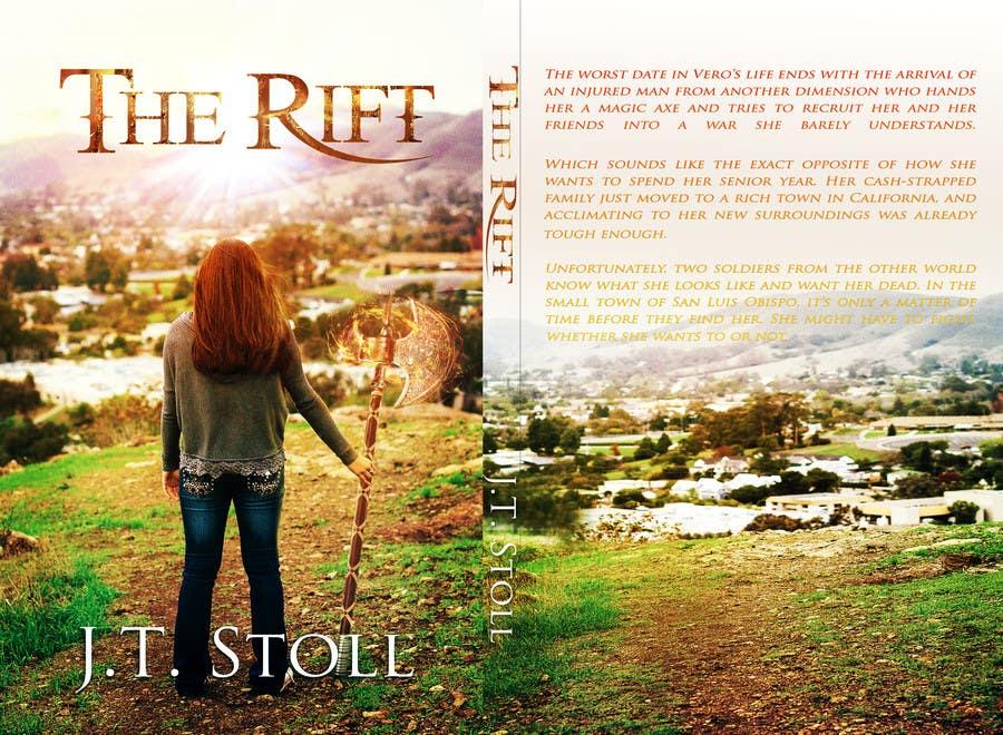 Contest Entry #                                        2                                      for                                         Transform this ebook cover psd into a print book cover