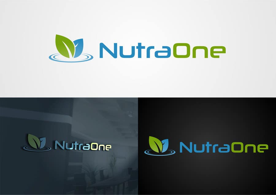 Contest Entry #                                        13                                      for                                         Design a Logo for NutraOne Supplement Line