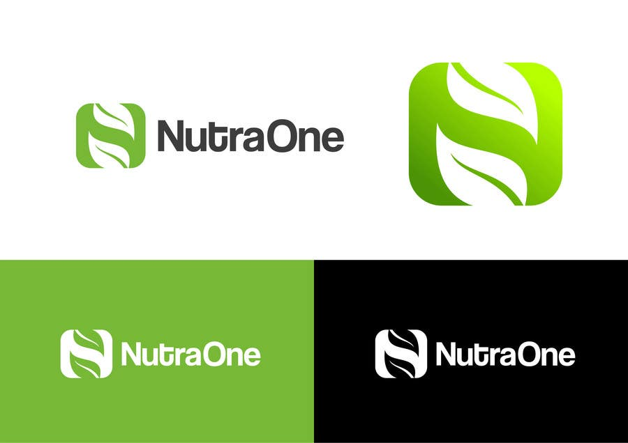 Proposition n°                                        120                                      du concours                                         Design a Logo for NutraOne Supplement Line