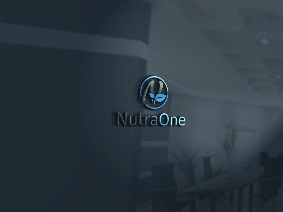 Proposition n°                                        139                                      du concours                                         Design a Logo for NutraOne Supplement Line