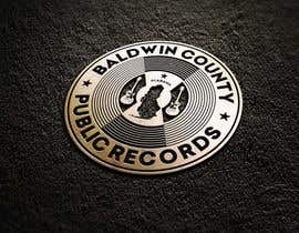 #6 for Design a Logo for Baldwin County Public Records by eddesignswork