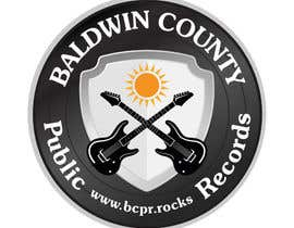 #15 for Design a Logo for Baldwin County Public Records af Zsuska