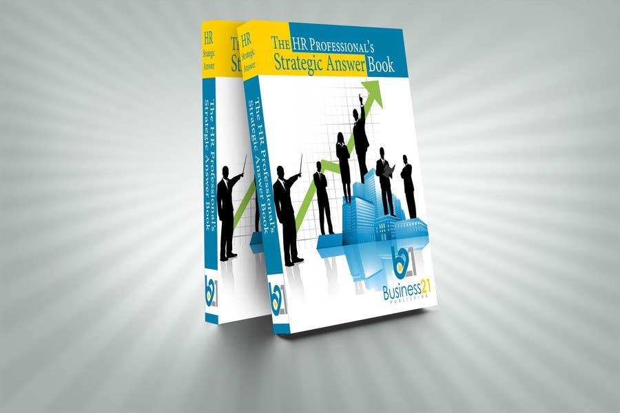 Inscrição nº 15 do Concurso para Book cover design for popular HR book
