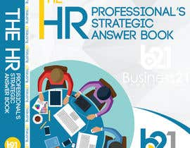 #25 untuk Book cover design for popular HR book oleh RERTHUSI
