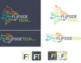 #54 for Design a Logo for FlipsideTech.com af abhishekumrao