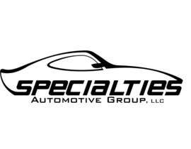 alinhd tarafından Design a Logo for Specialties Automotive Group, LLC için no 16