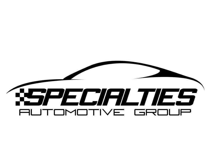 Inscrição nº 8 do Concurso para Design a Logo for Specialties Automotive Group, LLC
