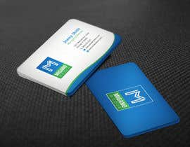 #120 para Business Cards Design for IT Consulting Company por imtiazmahmud80