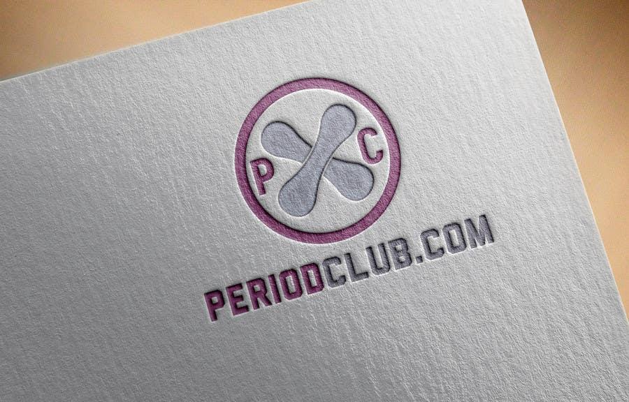 Contest Entry #                                        16                                      for                                         Design a Logo for PeriodClub.com