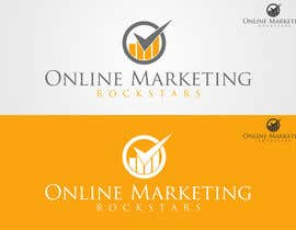 #24 for Ontwerp een Logo for Online Marketing Rockstars af mille84