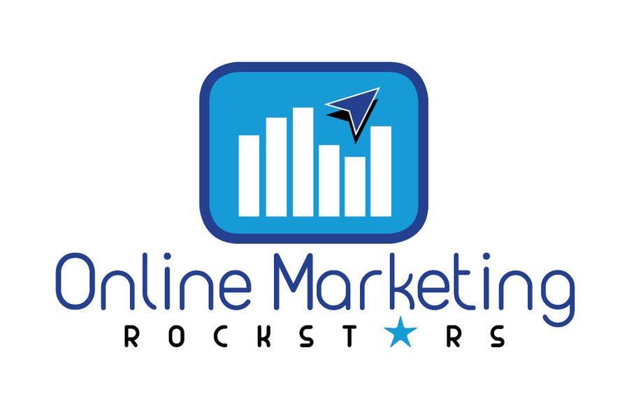 Contest Entry #                                        78                                      for                                         Ontwerp een Logo for Online Marketing Rockstars