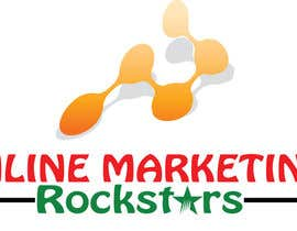 #83 for Ontwerp een Logo for Online Marketing Rockstars af muhammadjunaid65